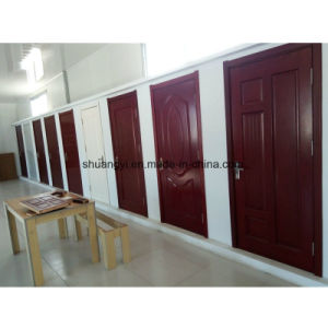 Hot Sale Chiese Wood Interior Entry Door pictures & photos
