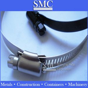 Hose Clamp (Surface: Polished or Zinc-plated)