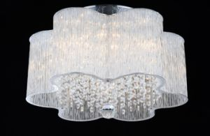 Very Popular Modern Crystal Ceiling Lamp Lighting with CE pictures & photos