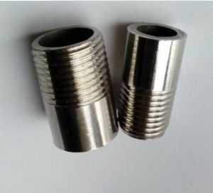 Chinese Best Carbon Steel Pipe Fitting Half Coupling/Nipple pictures & photos