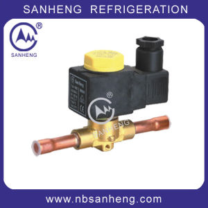 Low Price Refrigeration Solenoid Valve (SH-1028) pictures & photos