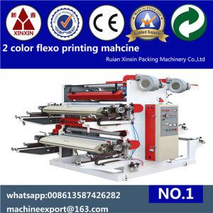 Gyt Color Registration Manual 8 Color Flexographic Printing Machine pictures & photos