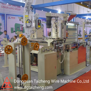 Wire Sheath Plastic Extruder/What Is Plastic Extrusion pictures & photos