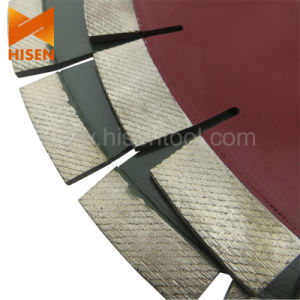 Arix Diamond Saw Blade for Cutting Concrete pictures & photos