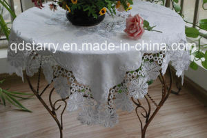 St0042 Table Cover in White Color pictures & photos
