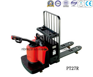 2.7t-3.6t Rider Electric Pallet Truck pictures & photos