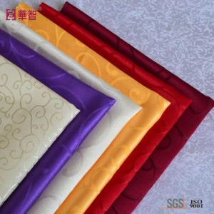 Jacquard Polyester Napkin for Home Use pictures & photos