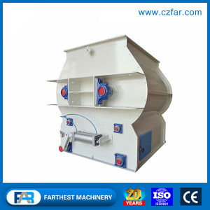 Double Shaft Paddle Shrimp Feed Mixing Machine pictures & photos