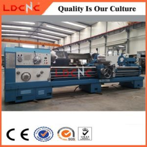 Cw6280 Low Price Horizontal Light Duty Gap Bed Lathe Machine pictures & photos