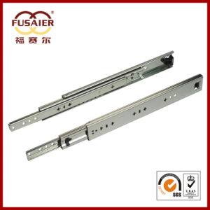 Furniture Hardware 53mm Cabinet Heavy Loading Drawer Slides pictures & photos