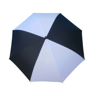 One-Layer Windproof Golf Umbrella pictures & photos