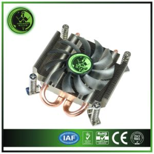 CPU Cooling Cooler with 2 PC Heatpipe for Intel 775 and 1150 pictures & photos