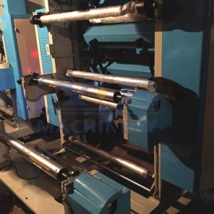 Six Color Flexible Flexorgaphic Printing Machine (YT) pictures & photos