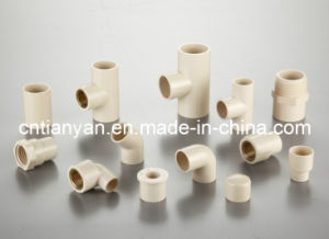 CPVC Pipe Fittings for Water Supply (ASTM D2846) pictures & photos