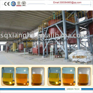 Energy Saving Type Plastic Oil Refining to Diesel Machine 10tpd pictures & photos