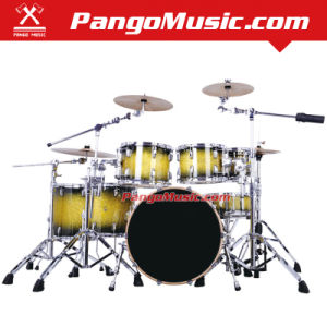 7-PC Professional Drum Set (Pango PMDS-3800) pictures & photos
