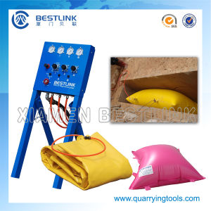 Sales High Quality Low Price Stone Pushing Air Bag pictures & photos