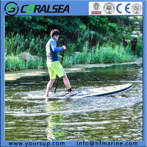 "Beautiful Stand up Paddle Surf with High Quality (Magic (BW) 10′6"") pictures & photos"