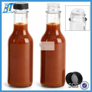 Food Grade 150 Ml 180 Ml Hot Sauce Bottles Pepper Glass Bottles pictures & photos