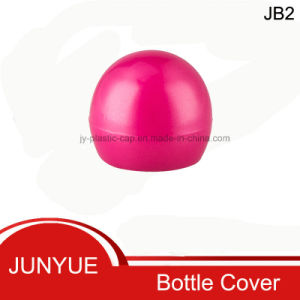 (JB2) 18mm Bottle Caps Round Plastic Lid pictures & photos