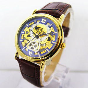 Hot Sale Automatic Stainless Steel Watch Cheap Watch (HL-CD028) pictures & photos