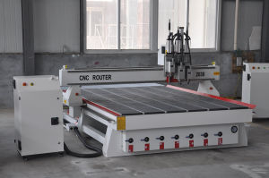 Multi Head Multi Spindle CNC Machine CNC Router pictures & photos