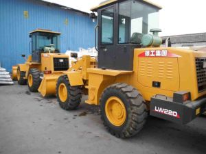 2tons Wheel Loader Lw200k pictures & photos