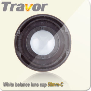 Digital Camera White Balance Lens Cap for Canon 58mm