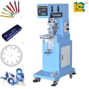 Single Color Ink Tray Tampografia Printing Machine for Gifts