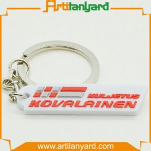 Promotion Customized Soft PVC Keychain pictures & photos