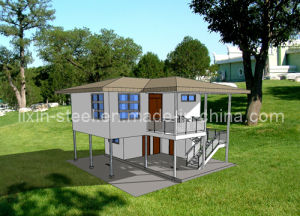 Container House Villa (three bedrooms) pictures & photos