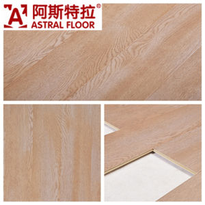 Quality Waterproof Laminated Wood Flooring pictures & photos