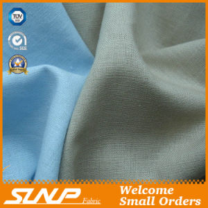 Linen Cotton Blended Fabric for Pant and Sports Wear