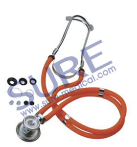 Hot Sale Sprague Rappaport Stethoscope with CE Approval (SR1023) pictures & photos