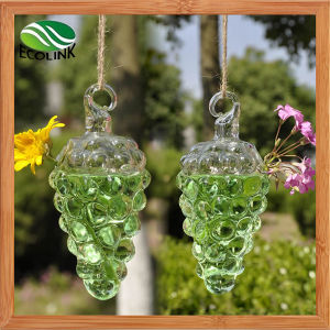 Grape Shape Hanging Glass Vases pictures & photos