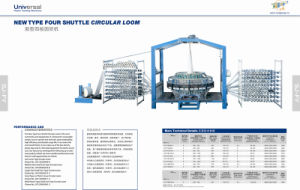Sino Tongyong New Type Four Shuttle Circular Loom pictures & photos