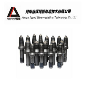 Tunnel Boring Machine Parts Tungsten Carbide Crusher Pick Tools pictures & photos