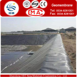 HDPE LDPE EVA Geomembrane Pond Liner Landfill Membrane pictures & photos