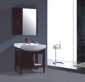 80cm MDF Bathroom Cabinet (B-256) pictures & photos
