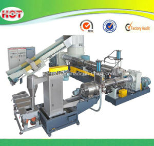 PP/PE Under Water Cutting Granulator/Pelletizing Machines Line pictures & photos