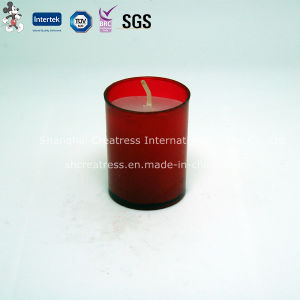 Wholesale Glass & Plastic Cup Candle pictures & photos