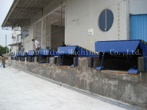 CE-Dock Leveler for Loading/Unloading pictures & photos