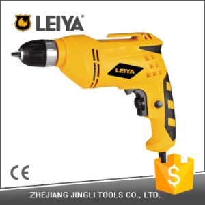 10mm 650W Electric Drill with Soft Grip Handle (LY10-07) pictures & photos