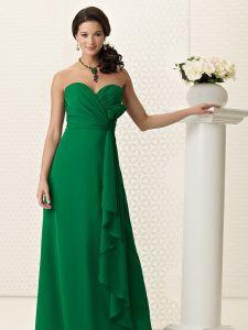 Fashion Style Chiffon Evening Dress (084)