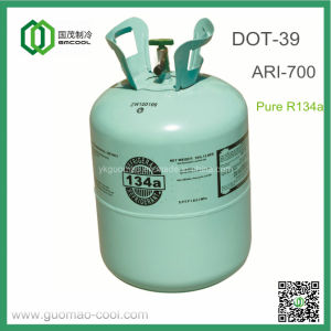 Refrigerant R134A in DOT-39 Non-Refillable Steel Gas Cylinder pictures & photos