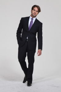 Man Business Suit 3 pictures & photos