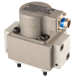 609 FF-115A Explosion Proof Electro-Hydraulic Flow Control Servo Valve (75L, 30mA) pictures & photos