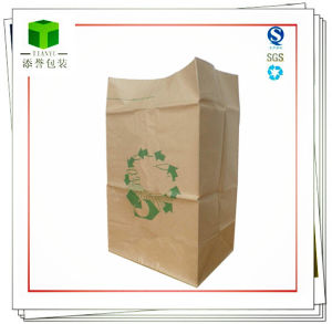 Eco-Friendly Biodegradable Kraft Garbage Paper Bag pictures & photos