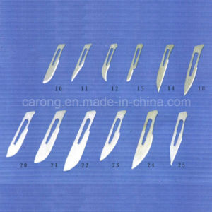 Disposable Surgical Blade with CE, ISO Approved pictures & photos