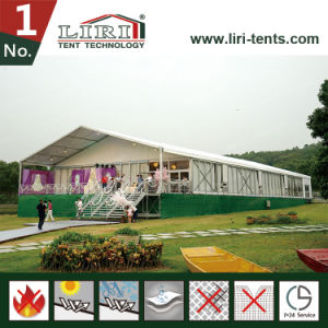 Large Classic Decorated Aluminum Wedding Tent for Over 500 People pictures & photos